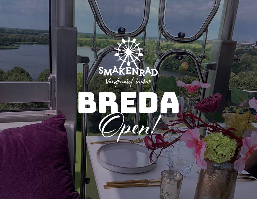Smakenrad Breda is open | Smakenrad